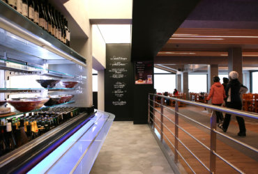 Restaurant d'Altitude - Décoration Morzine